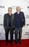 Dustin Hoffman Przyjeżdża przy 2017 Tribeca Ekranowym festiwalem Zdjęcie Royalty Free
