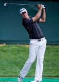 Dustin Johnson During the 2009 US Open Stock Photo