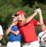 Dustin Johnson at the 2011 US Open