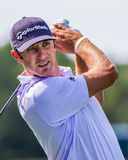 Dustin Johnson at the 2012 Barclays Stock Image