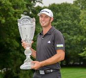 Dustin Johnson royalty free stock photography
