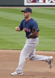 Dustin Pedroia Royalty Free Stock Images
