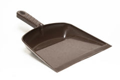 Dustpan Foto de Stock Royalty Free