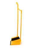 Dustpan and broom Stock Photos
