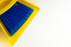 Dustpan detail Royalty Free Stock Images