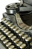 Dusty Antique Typewriter Stock Photos
