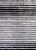 Dusty Black Shutters Stock Photography
