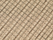 Dusty furnace filter Stock Images