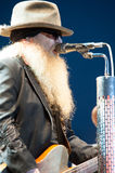 Dusty Hill Royalty Free Stock Images