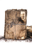 Dusty old files Stock Images