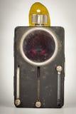 Dusty old flashlight Stock Photography