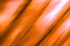 Dusty orange wall Stock Images