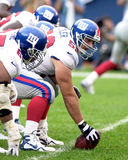 Dusty Zeigler. Center Dusty Zeigler of the New York Giants in game action against the Arizona Cardinals. The New York Giants went on to defeat the Arizona stock photos