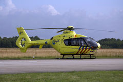 Dutch air ambulance Royalty Free Stock Photos