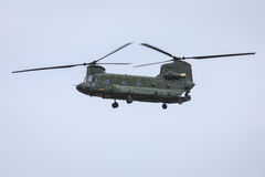 Dutch Air Force Chinook Stock Photography