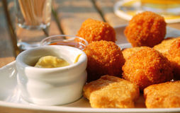 Dutch Appetizer Stock Photos