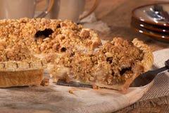 Dutch Apple Pie Royalty Free Stock Photos