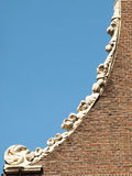 Dutch architecture Royalty Free Stock Images