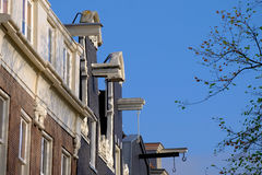 Dutch architecture Royalty Free Stock Photography