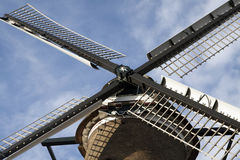 Dutch architecture in detail. Royalty Free Stock Photography