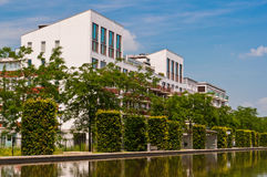 Dutch Architecture Royalty Free Stock Photo