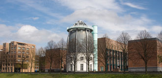 dutch architektury Zdjęcia Royalty Free