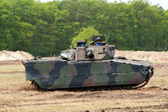 Dutch army tank Stock Images