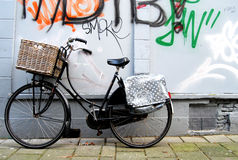 Dutch bicycle Royalty Free Stock Photography