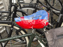 Dutch bicycle Stock Photos