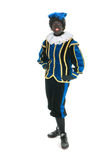 Dutch black pete Stock Image