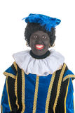 Dutch black pete Royalty Free Stock Image