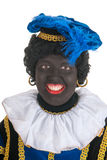 Dutch black pete Stock Photography