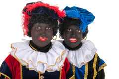 Dutch black petes Royalty Free Stock Photography