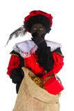 Dutch Black Piet Stock Photography