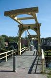 Dutch bridge lik ein Amsterdam Stock Photo