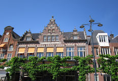 Dutch building Royalty Free Stock Image