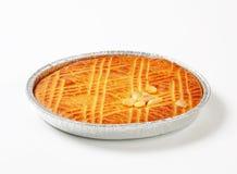Dutch Butter Cake (Boterkoek) Royalty Free Stock Photo