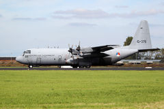 Dutch C-130 Hercules Stock Images