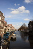 Dutch canal Stock Photos