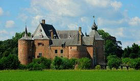 Dutch castle Royalty Free Stock Photos
