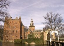 Dutch castle 5 Royalty Free Stock Image