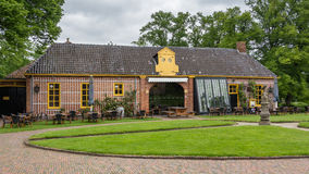 Dutch castle the  Fraylemaborg Royalty Free Stock Image