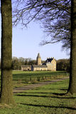 Dutch Castle. Rechteren near Ommen, the Netherlands Royalty Free Stock Photos
