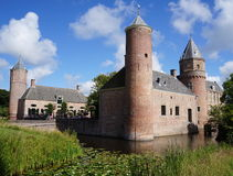 Dutch castle Stock Photos