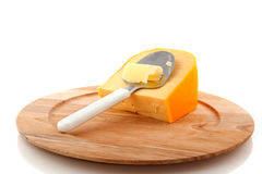 Dutch cheese Stock Photography