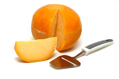 Dutch Cheese Royalty Free Stock Image