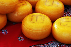 dutch cheese Royalty Free Stock Photo