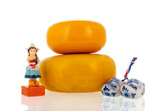 Dutch Cheese Stock Image