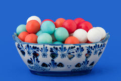 Dutch chewing balls Royalty Free Stock Photos