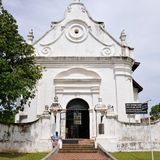 Dutch church galle Stock Images